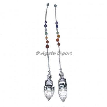 Shree Yantra 7 Chakra Pendulums in Wide Range